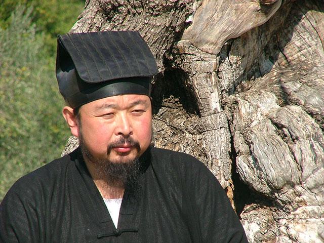 Visita del Maestro You Xuan De